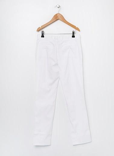 North Of Navy Pantolon Beyaz